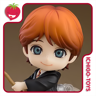 Nendoroid 1022 - Ron Weasley - Harry Potter  - Ichigo-Toys Colecionáveis