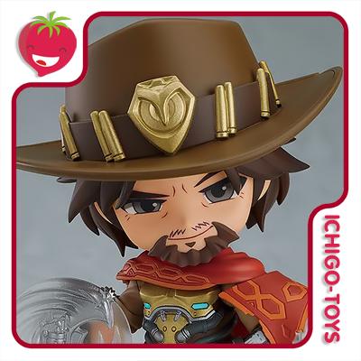 Nendoroid 1030 - McCree - Overwatch  - Ichigo-Toys Colecionáveis