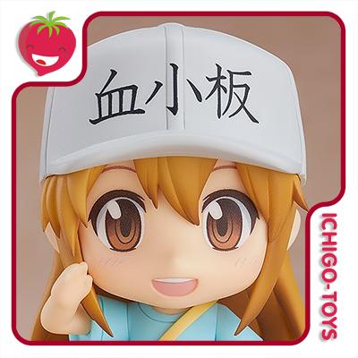 Nendoroid 1036 - Platelet - Cells at Work  - Ichigo-Toys Colecionáveis