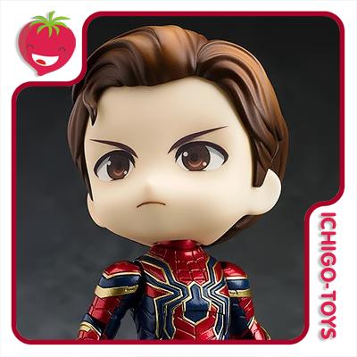 Nendoroid 1037 - Iron Spider Infinity Edition - Avengers: Infinity War  - Ichigo-Toys Colecionáveis