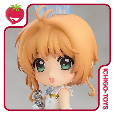 Nendoroid 1040 - Sakura Kinomoto - Cardcaptor Sakura: Clear Card  - Ichigo-Toys Colecionáveis