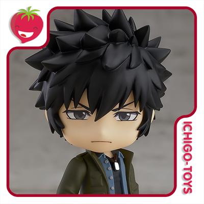 Nendoroid 1066-DX - Shinya Kogami SS Ver. - Psycho Pass  - Ichigo-Toys Colecionáveis