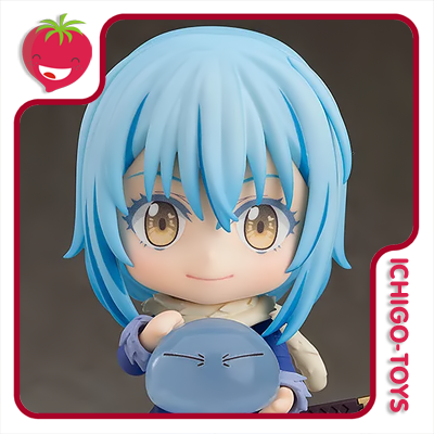 Nendoroid 1067 - Rimuru - That Time I Got Reincarnated as a Slime  - Ichigo-Toys Colecionáveis