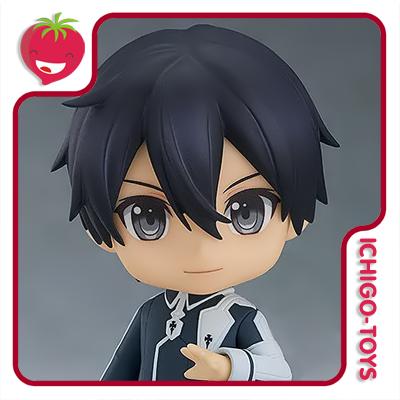 Nendoroid 1138 - Kirito Elite Swordsman - Sword Art Online: Alicization  - Ichigo-Toys Colecionáveis