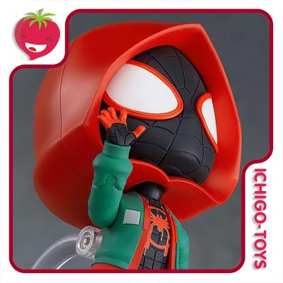 Nendoroid 1180-DX - Miles Morales: Spider-Verse Edition DX - Spider-Man: Into the Spider-Verse  - Ichigo-Toys Colecionáveis