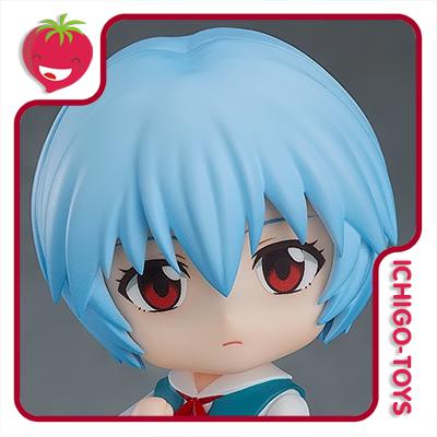 Nendoroid 1197 - Rei Ayanami - Neon Genesis Evangelion  - Ichigo-Toys Colecionáveis
