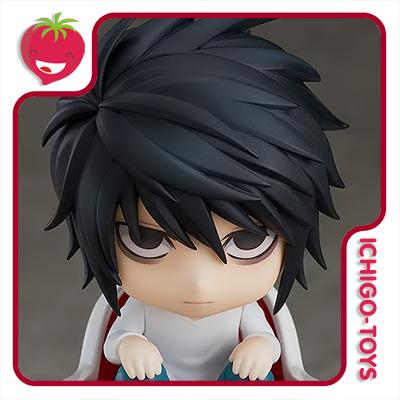 Nendoroid 1200 - L - Death Note  - Ichigo-Toys Colecionáveis