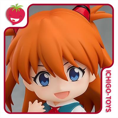 Nendoroid 1202 - Asuka Shikinami Langley - Neon Genesis Evangelion  - Ichigo-Toys Colecionáveis