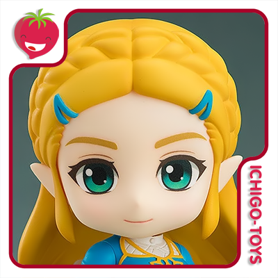 Nendoroid 1212 - Zelda - The Legend of Zelda: Breath of the Wild  - Ichigo-Toys Colecionáveis