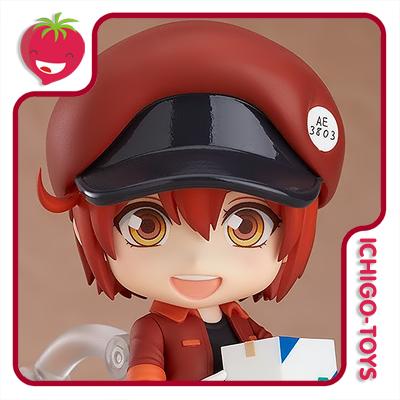 Nendoroid 1214 - Red Blood Cell - Cells at Work  - Ichigo-Toys Colecionáveis