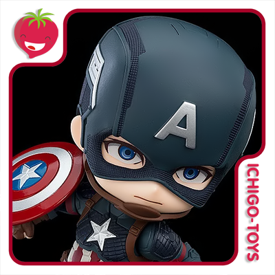 Nendoroid 1218-DX - Captain America Endgame Edition DX - Avengers: Endgame  - Ichigo-Toys Colecionáveis
