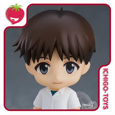 Nendoroid 1260 - Shinji Ikari - Neon Genesis Evangelion  - Ichigo-Toys Colecionáveis