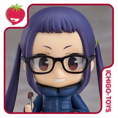 Nendoroid 1266 - Chiaki Ogaki - Laid-Back Camp  - Ichigo-Toys Colecionáveis