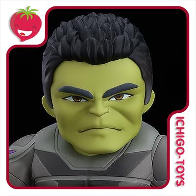 Nendoroid 1299 - Hulk - Avengers: Endgame  - Ichigo-Toys Colecionáveis