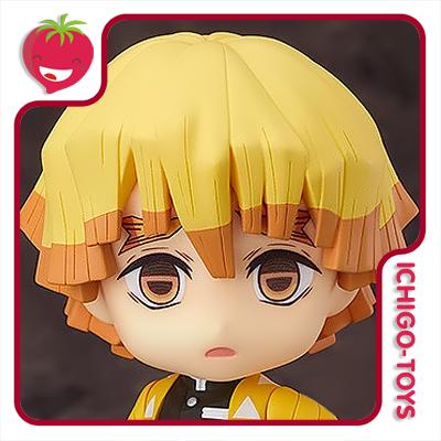 Nendoroid 1334 - Zenitsu Agatsuma - Demon Slayer: Kimetsu no Yaiba  - Ichigo-Toys Colecionáveis