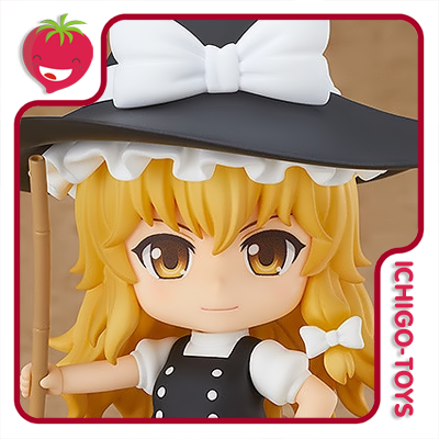 Nendoroid 1348 - Marisa Kirisame 2.0 - Touhou Project  - Ichigo-Toys Colecionáveis