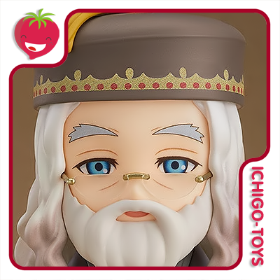 Nendoroid 1350 - Albus Dumbledore - Harry Potter  - Ichigo-Toys Colecionáveis