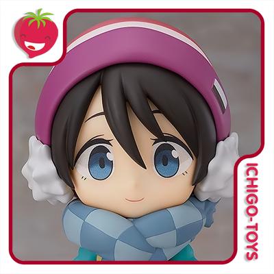 Nendoroid 1363 - Ena Saito - Laid-Back Camp  - Ichigo-Toys Colecionáveis