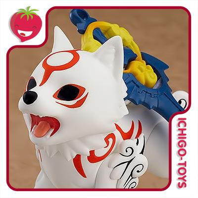 Nendoroid 1365-DX - Amaterasu DX - Okami  - Ichigo-Toys Colecionáveis