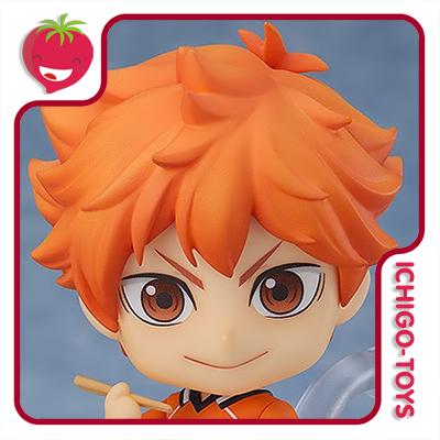 Nendoroid 1411 Goodsmile Online Shop Exclusive - Shoyo Hinata New Karasuno - Haikyu! To the Top!  - Ichigo-Toys Colecionáveis
