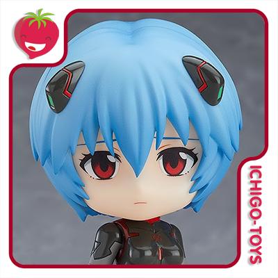Nendoroid 1419 - Rei Ayanami Plugsuit - Neon Genesis Evangelion  - Ichigo-Toys Colecionáveis