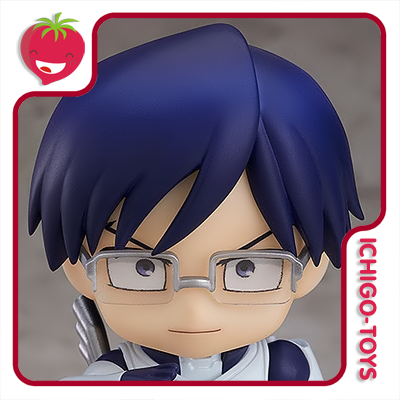 Nendoroid 1428 - Tenya Iida - My Hero Academia  - Ichigo-Toys Colecionáveis