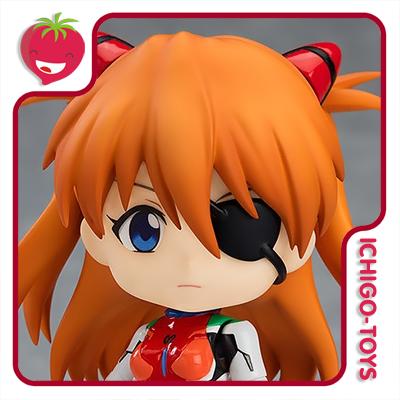 Nendoroid 1431 - Asuka Shikinami Langley Plugsuit - Neon Genesis Evangelion  - Ichigo-Toys Colecionáveis
