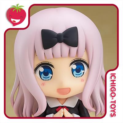 Nendoroid 1434 - Chika Fujiwara - Kaguya-sama: Love is War  - Ichigo-Toys Colecionáveis