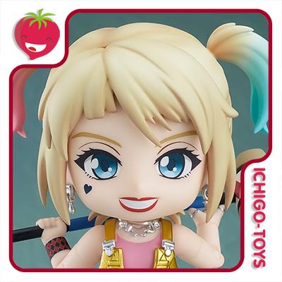 Nendoroid 1438 - Harley Quinn - Birds of Prey  - Ichigo-Toys Colecionáveis