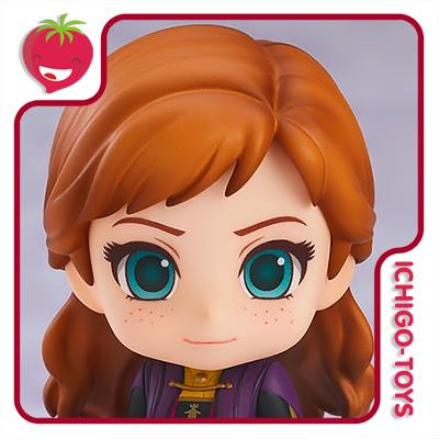 Nendoroid 1442 - Anna Travel Dress - Frozen 2  - Ichigo-Toys Colecionáveis