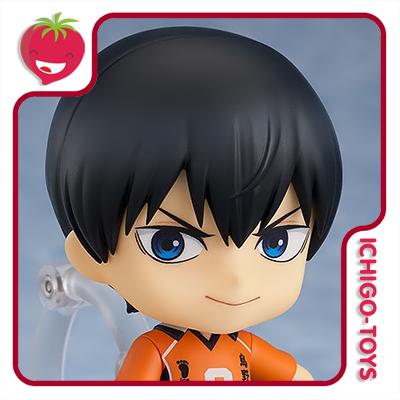 Nendoroid 1455 Goodsmile Online Shop Exclusive - Tobio Kageyama New Karasuno - Haikyu! To the Top!  - Ichigo-Toys Colecionáveis