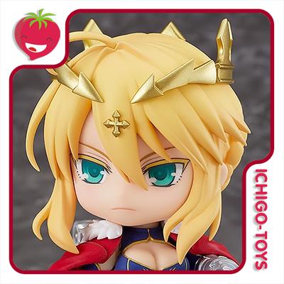 Nendoroid 1532-DX - Lancer/Altria Pendragon and Dun Stallion - Fate/Grand Order  - Ichigo-Toys Colecionáveis