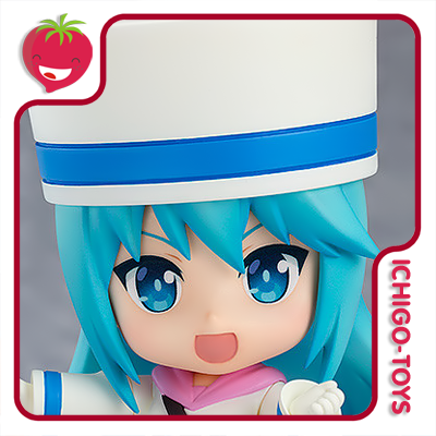 Nendoroid 1540 WonHobby 32 Exclusive - Aqua Winter Version - Konosuba  - Ichigo-Toys Colecionáveis