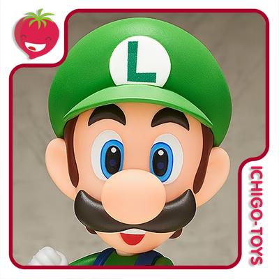 Nendoroid 393 - Luigi - Super Mario Brothers  - Ichigo-Toys Colecionáveis