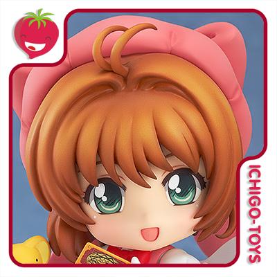 Nendoroid 400 - Sakura Kinomoto - Cardcaptor Sakura  - Ichigo-Toys Colecionáveis