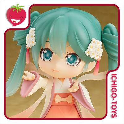 Nendoroid 539 GSC Exclusive - Hatsune Miku Harvest Moon - Vocaloid  - Ichigo-Toys Colecionáveis