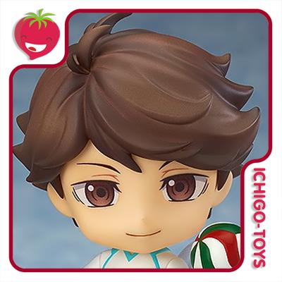 Nendoroid 563 - Toru Oikawa - Haikyu  - Ichigo-Toys Colecionáveis