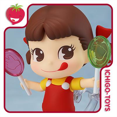 Nendoroid 613 - Peko-chan - Fujiya Store  - Ichigo-Toys Colecionáveis