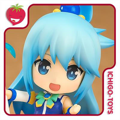 Nendoroid 630 - Aqua - Konosuba  - Ichigo-Toys Colecionáveis