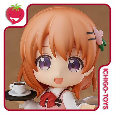 Nendoroid 798 - Cocoa - Is the Order a Rabbit?  - Ichigo-Toys Colecionáveis
