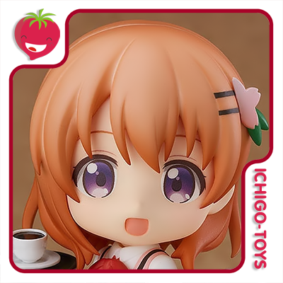 Nendoroid 798 - Cocoa - Is the Order a Rabbit?  - Ichigo-Toys Colecionáveis