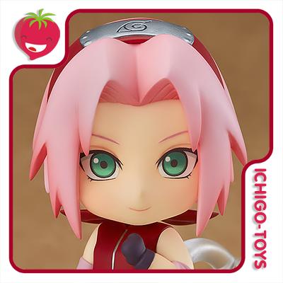 Nendoroid 833 - Sakura Haruno - Naruto Shippuden  - Ichigo-Toys Colecionáveis