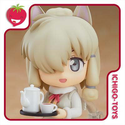 Nendoroid 844 - Alpaca Suri - Kemono Friends  - Ichigo-Toys Colecionáveis