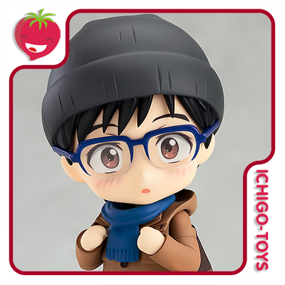 Nendoroid 849 - Yuri Katsuki Casual - Yuri on Ice  - Ichigo-Toys Colecionáveis