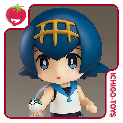 Nendoroid 852 - Lana - Pokémon  - Ichigo-Toys Colecionáveis