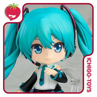 Nendoroid 854 - Hatsune Miku V4 - Vocaloid  - Ichigo-Toys Colecionáveis