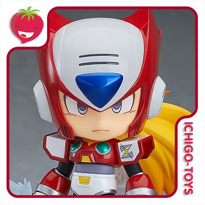 Nendoroid 860 - Zero - Mega Man X  - Ichigo-Toys Colecionáveis