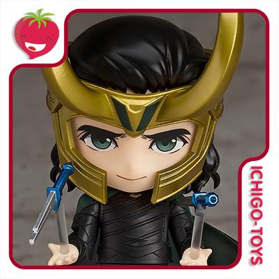 Nendoroid 866 - Loki Battle Royal Edition - Thor: Ragnarok  - Ichigo-Toys Colecionáveis