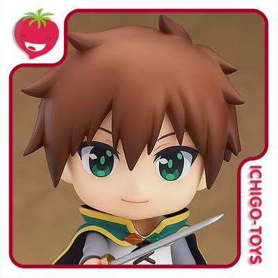 Nendoroid 876 - Kazuma - Konosuba  - Ichigo-Toys Colecionáveis