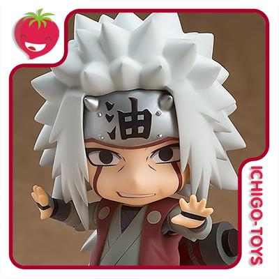 Nendoroid 886 - Jiraiya and Gamabunta (Anime Expo 2018 Exclusive) - Naruto Shippuden  - Ichigo-Toys Colecionáveis